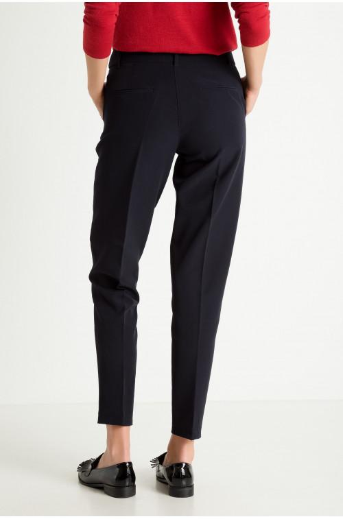 Eleganckie spodnie tkaninowe