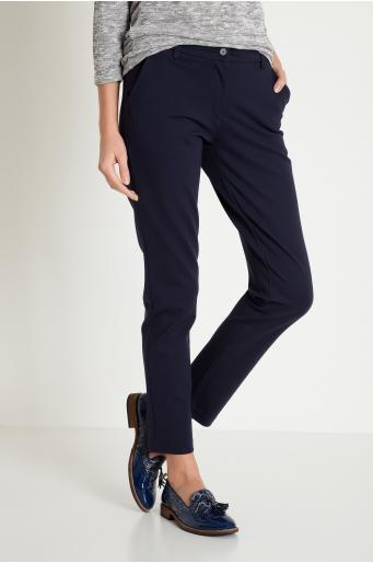 Klasyczne spodnie dzianinowe