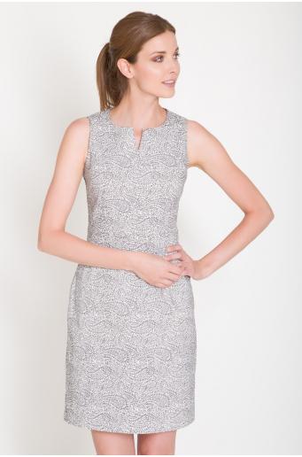 Sukienka z elastycznego materiału