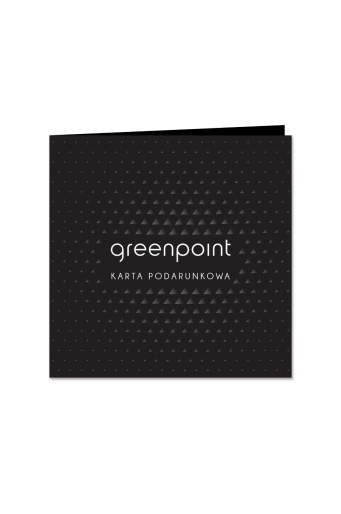 Karta podarunkowa Greenpoint