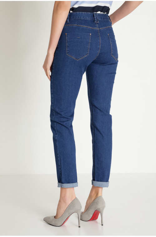 Klasyczne spodnie dżinsowe