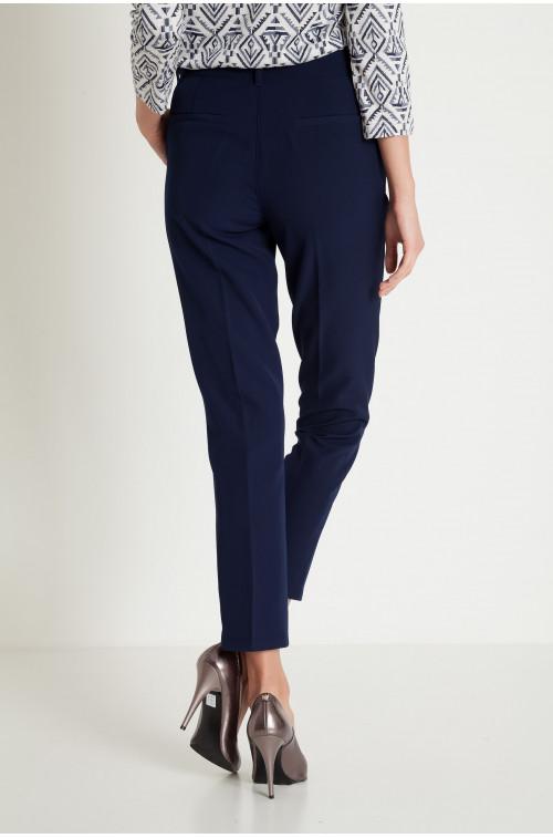 Klasyczne spodnie tkaininowe