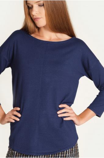 Wiskozowy sweter