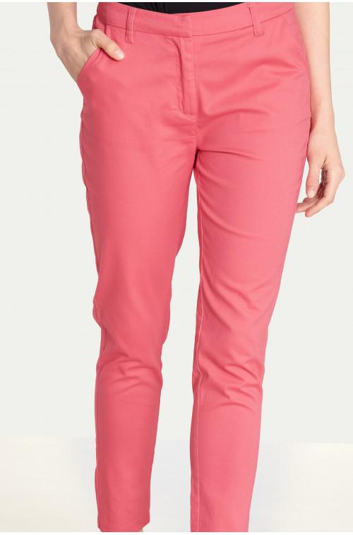 Klasyczne bawełniane spodnie