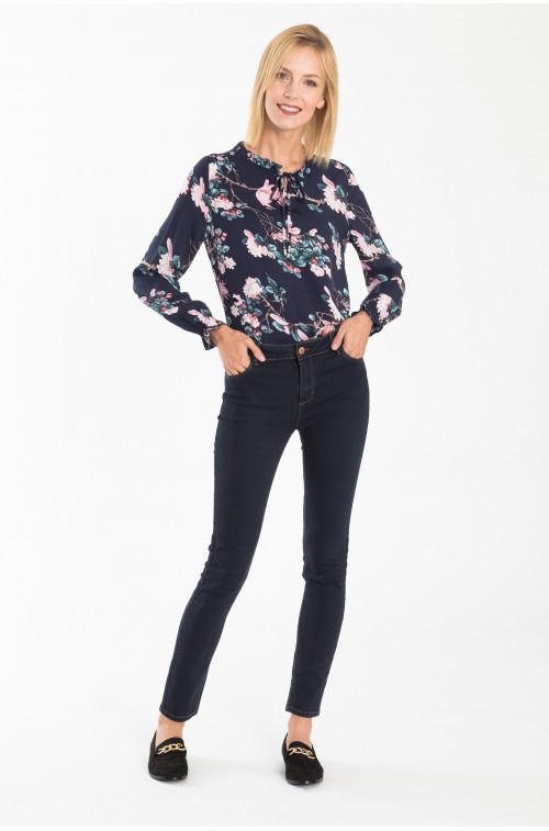Klasyczne spodnie denimowe