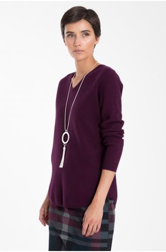 Miękki, ciepły sweter