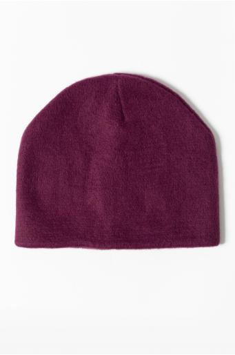 Klasyczna, ciepła czapka