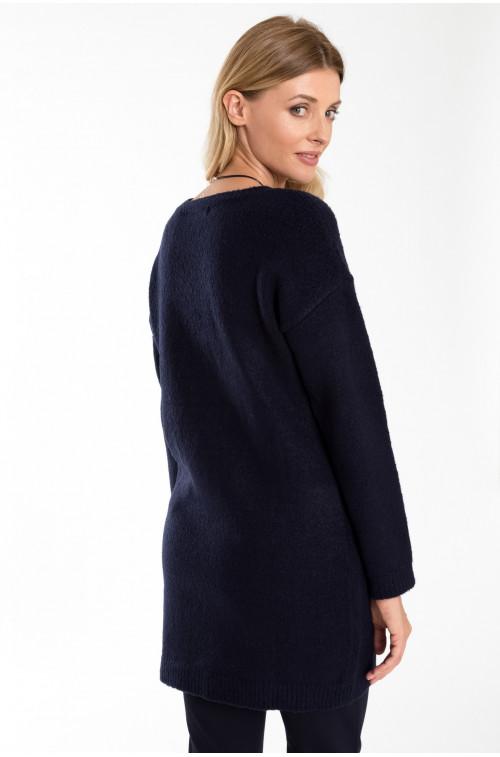 Tunika swetrowa