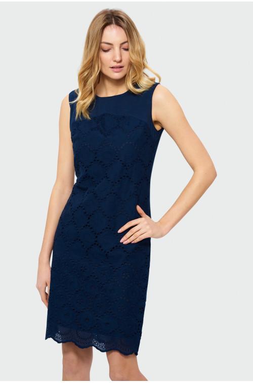 Bawelniana sukienka