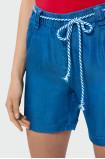 Niebieskie szorty