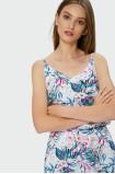 Sukienka na cienkich ramiączkach