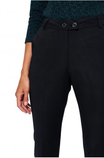 Eleganckie spodnie o klasycznym kroju