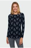 Wzorzysty sweter