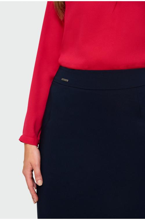 Klasyczna spódnica ołówkowa