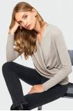 Elegancki sweter