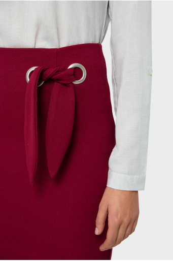 Elegancka spódnica ołówkowa
