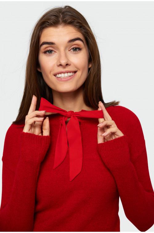 Miękki sweter
