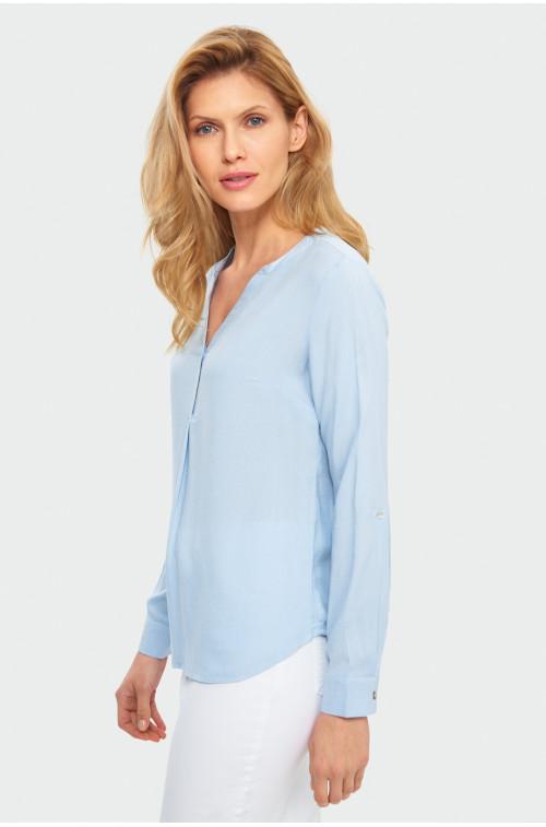 Koszulowa bluzka