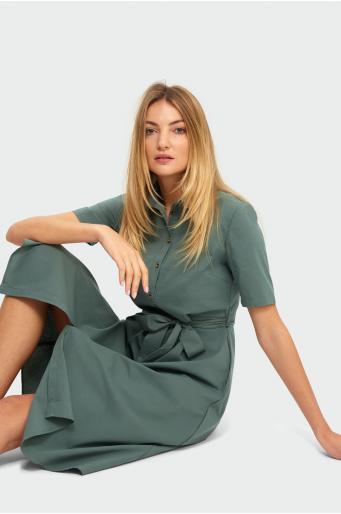Sukienka koszulowa