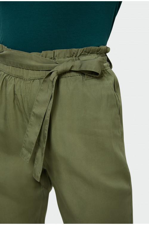 Luźna spodnie