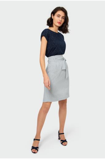 Ołowkowa spódnica