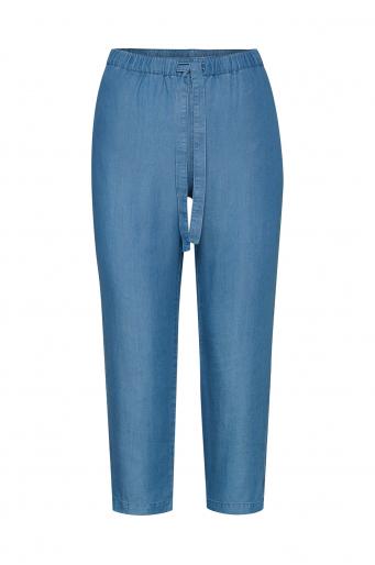 Luźne spodnie