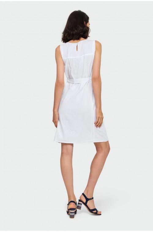Luźna sukienka
