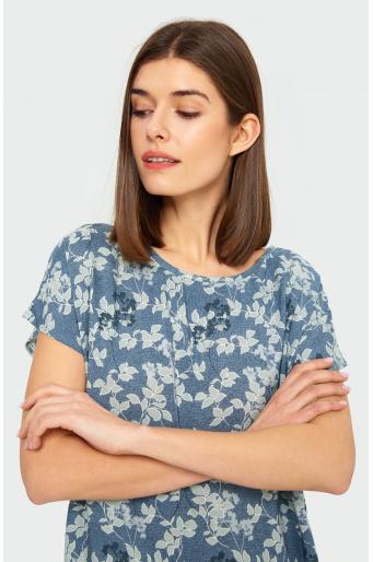 Bluzka z nadrukiem