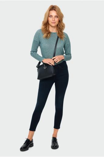 Jeansowe denimowe spodnie