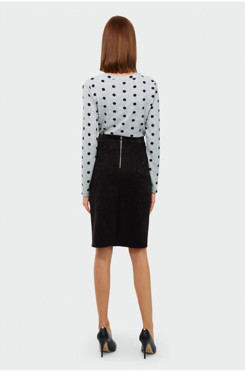Elegancka ołówkowa spódnica