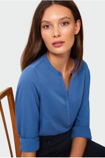 Klasyczna wiskozowa bluzka