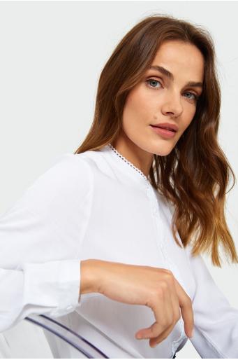 Elegancka wiskozowa bluzka