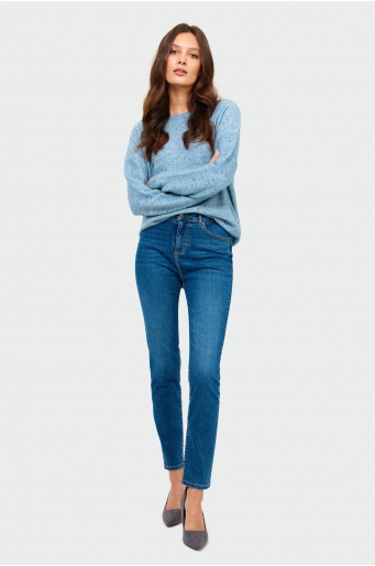 Jeansowe spodnie