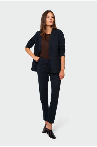 Klasyczne spodnie w kratę
