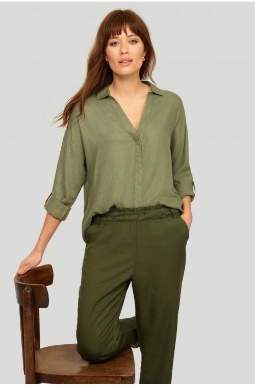 Wiskozowa koszula