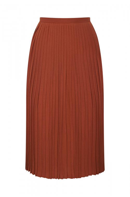 Pisowana spódnica