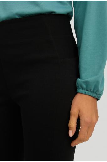 Wygodne, dzianinowe spodnie