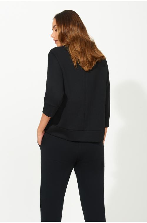 Bluza z dodatkiem włókien ekologicznych