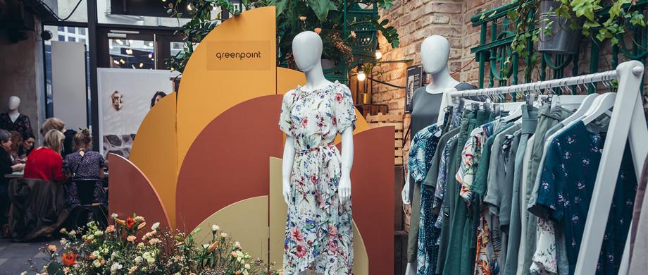 Prezentacja kolekcji Wiosna Lato 20 w Greenpoint!