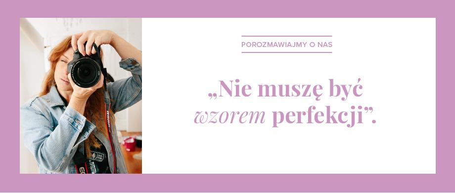 Porozmawiajmy o nas - wywiad z Natalią Niedzielą