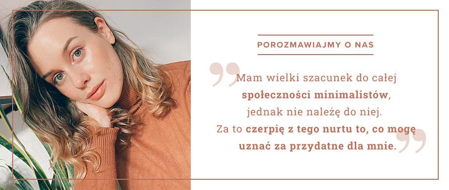Porozmawiajmy o nas: Paulina Lis