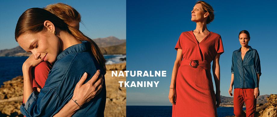 Naturalne tkaniny, które będziesz nosić w tym sezonie