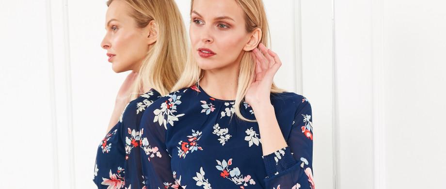 Sukienki w kwiaty – HIT sezonu!
